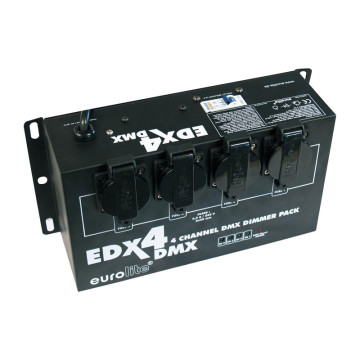 Eurolight 4 Kanal DMX-Dimmer