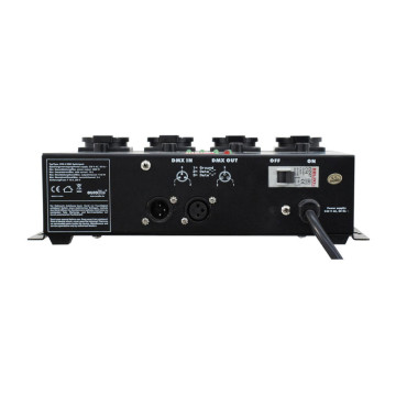 Eurolight 4 Kanal DMX-Switch