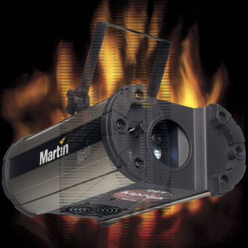 Martin Mania DC2 Flame-Effect