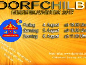 Dorfchilbi Niederbuchsiten 2017
