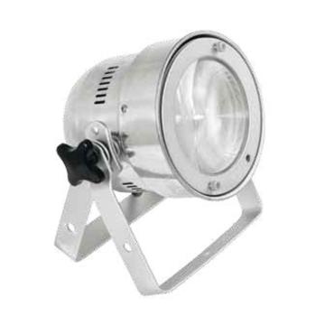 LED PAR 56 RGB chrome COB 25 Watt Infrared-Remote